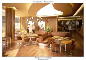 R2-Restaurant 1 by Semsa