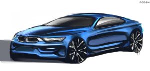 BMW Sketch by FCD94