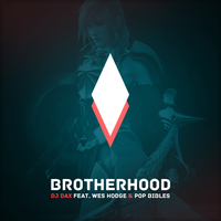 Brotherhood Single Cover by Crazed-Artist