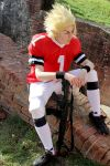 Eyeshield 21 - Hiruma Yoichi by MischievousBoyAilime
