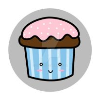 Cute cupcake by Sacari