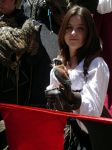 Falconer at Valhalla with Capt. Jack by SurfTiki