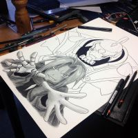 FullMetal In Progress by AtomiccircuS
