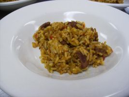 Arroz Mamposteao by ChitteringFiend
