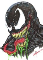 Venom by ChrisOzFulton