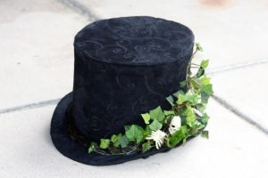 Ivy top hat commission by pennyfarthing1893