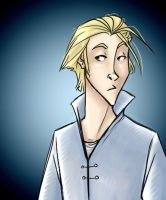 Mr. Malfoy by french-teapot