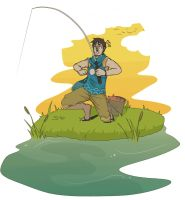LT: Teach A Man To Fish by Jer-Jer