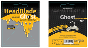 Packaging design for Head Ghos by rightindex