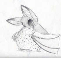 .- Fruit Bat Original -. by ZeroTheNonHero