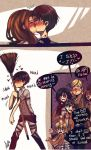 Levi X His Broom by NarwhalEthusiast