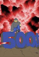 500th Page View by jornas