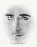 Lee Pace Puppy Eyes by RedPassion