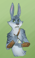 Bunnymund by SkitzoFreshness