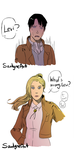 SnK: Commander? by SarlyneART