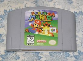 The N64 Classic by T95Master