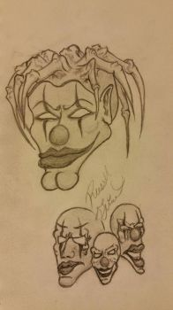 Clowning Around by RussellGiven90