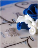 Silver and blue by Dyda81