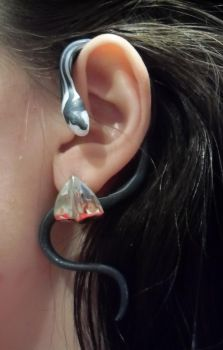 Astoria earring by flash-mausal