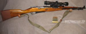 M1944 Carbine with scope by t-subgenius