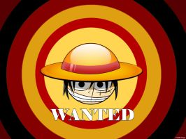 So Luffy is Wanted? by TwistEd-Ky0