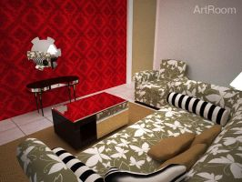 Guest Room cam2 by simbahswan