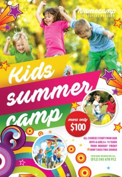 Kids-summer-camp by Styleflyers