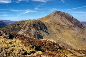 Buttermere Fells by scotto