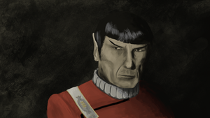 Mister Spock by RichDoes
