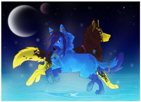 AT: Cosmos by Lost-Wolf-Soul