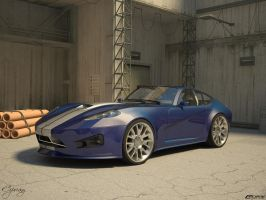 Ford Cobra concept 4 by cipriany