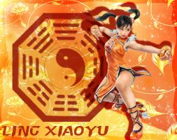 Xiaoyu wallpaper by ShadowxSiegfried