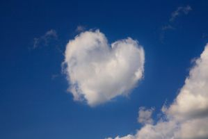 A heart in the sky by mwc072