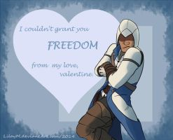 Kenwaytines - Connor by LilayM