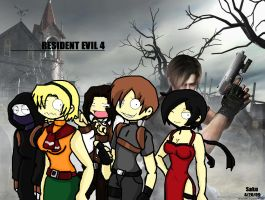 - Resi Crew 4 - by ArisaHatake26