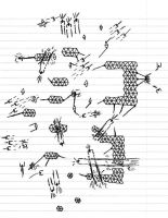 Lined Paper Battle No. 1 by GMLink