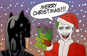 Merry Christmas by HeroFromMars