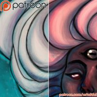Patreon Update - High and Drowsy by delusionmaker