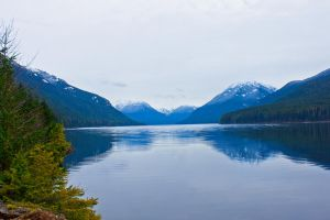 Buttle Lake by ackbad