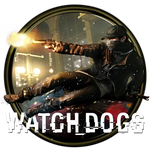 Watch Dogs Dock Icon by OutlawNinja