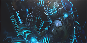 Deadspace tag by Defaaa