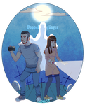 Doppelganger Youtubers by ChocoHal