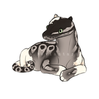 Python-Cat Animation by Cat-Orb