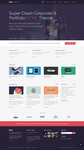 Basix - Super Clean, Multipurpose HTML Template by artivity