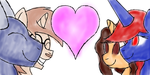 Lovey Dovey Icon by Musical-Medic
