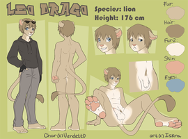 Leo Drago ref by Vendett0