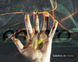 Envato - Handful of Power by bluegestalt