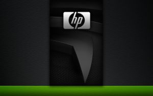 HP Logon Screen for Vista by iamthewizard2