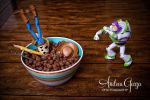 Woody has gone Cuckoo for Cocoa Puffs! by zerohdog