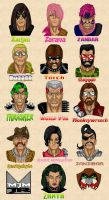 Dreadnoks for Life by wondermanrules